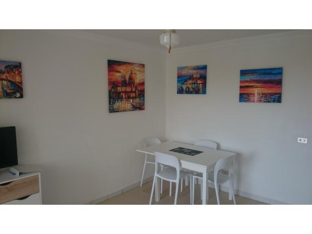 Dining Area - Green Park 1 bed, Golf del Sur, Tenerife