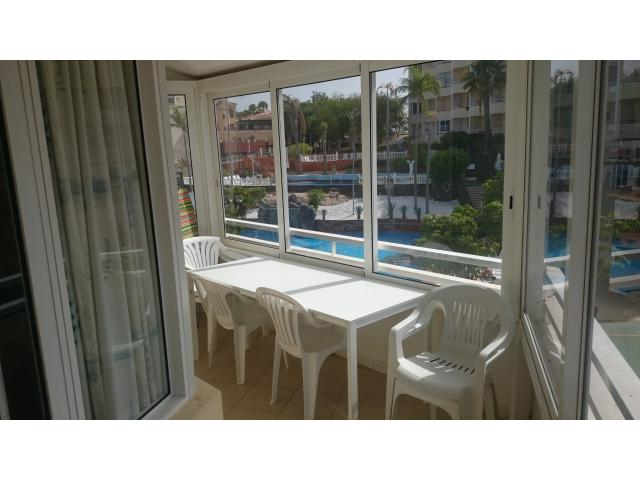 Two bedroom, two bathroom apartment in Golf del Sur