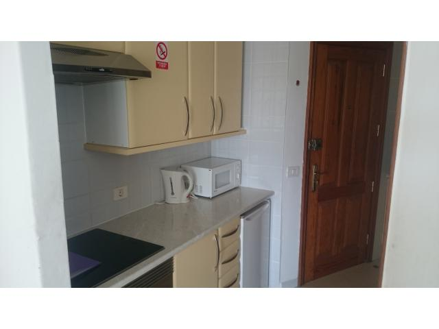 Kitchen Area - GP Two bed Two bath, Golf del Sur, Tenerife