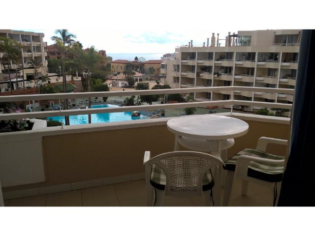 Balcony - Green Park 1 bed, Golf del Sur, Tenerife