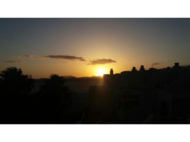 Sunset - Duplex La Tejita, La Tejita, Tenerife