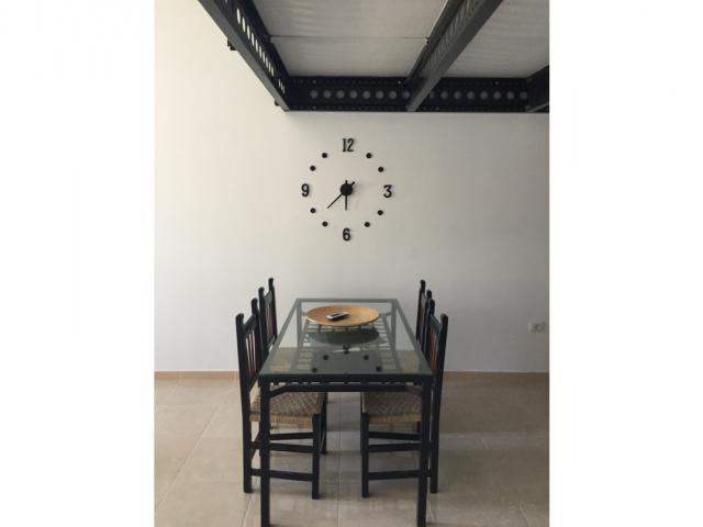large table for 4 - Comfy loft out of tourist, Golf del Sur, Tenerife