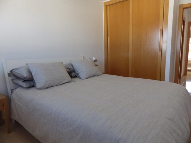 Master bedroom - El Medano apartment, El Medano, Tenerife