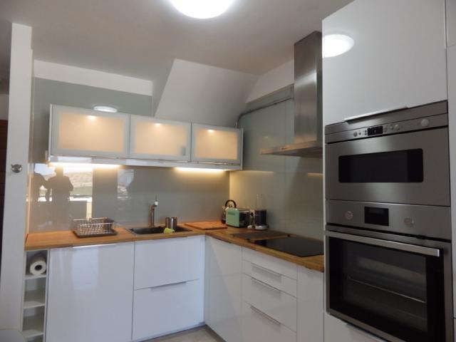 Kitchen Area - El Medano apartment, El Medano, Tenerife