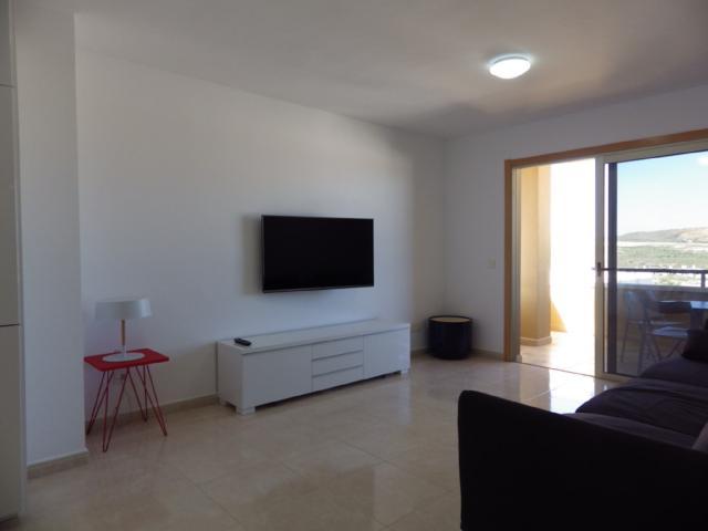 Lounge area - El Medano apartment, El Medano, Tenerife