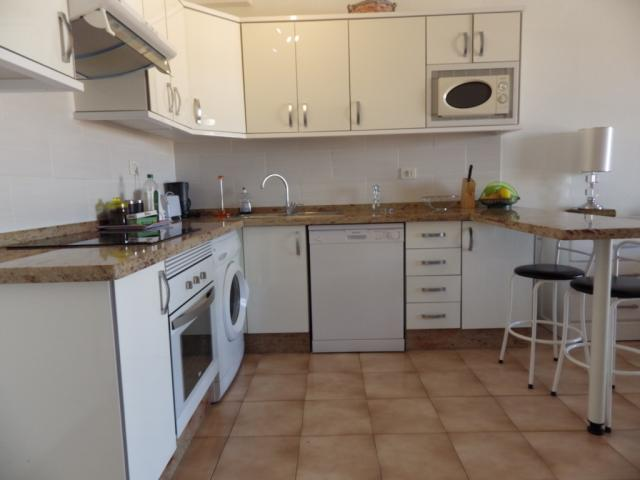 Kitchen Area - Castle Harbour, Los Cristianos, Tenerife
