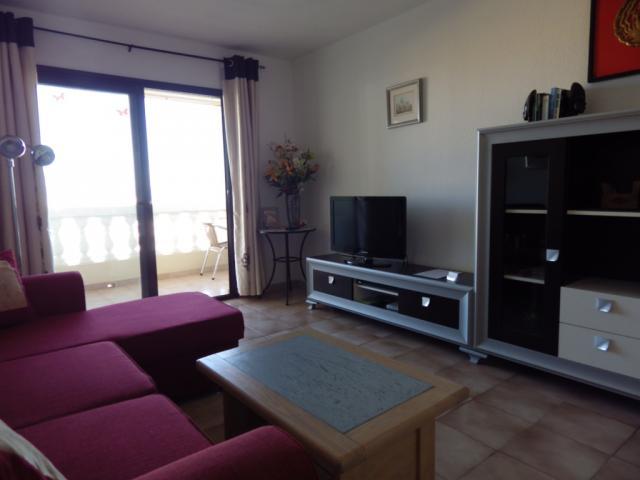 Lounge Area - Castle Harbour, Los Cristianos, Tenerife