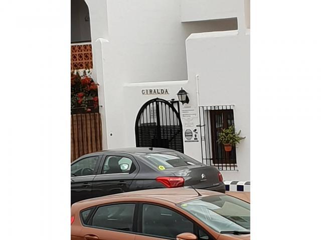 Gate to complex - Fairways Club, Amarilla Golf, Tenerife