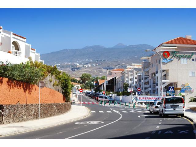 Downtown Callao Salvaje - Tropical Park, Callao Salvaje, Tenerife